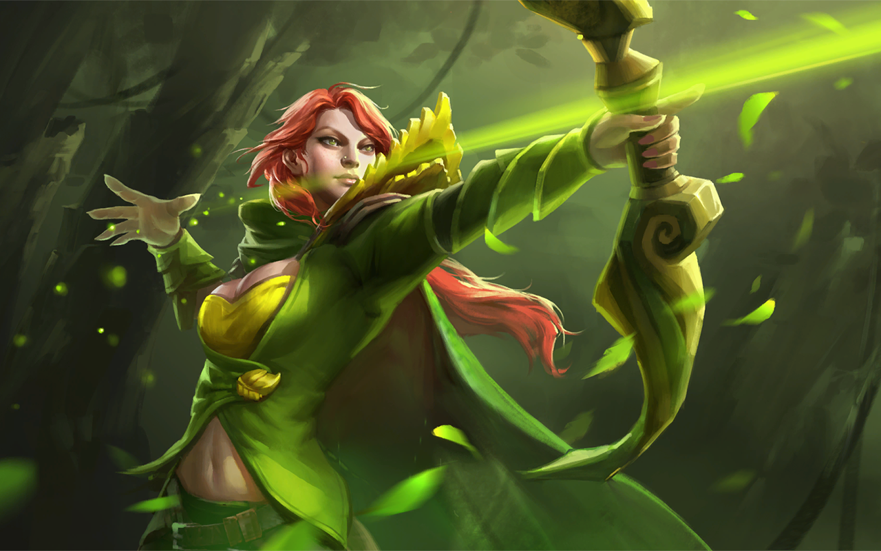 Windranger Auto Chess